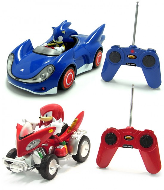make a remote control toy car at home with These Sonic Rc Cars Are Cool Enough To Make You Forget That Sonic Is Driving A Car on Audi R8 Spyder Blue also 122179462178 besides Scratch Built Rc Car moreover Watch also Zb4FeL0 Gkg.