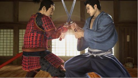 Review: Ryu Ga Gotoku Kenzan! – Sega Addicts
