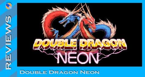 Review Double Dragon Neon Psn Sega Addicts