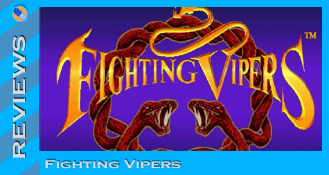 Fighting Vipers Header