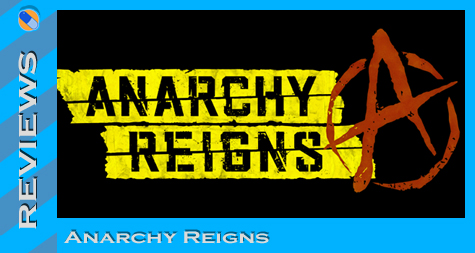 Anarchy Reigns Header