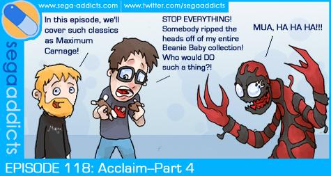 Sega Addicts Episode 118