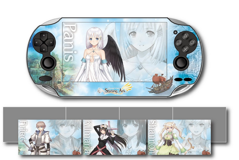 Shining Ark PSP 3