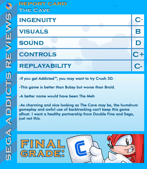 The Cave Card
