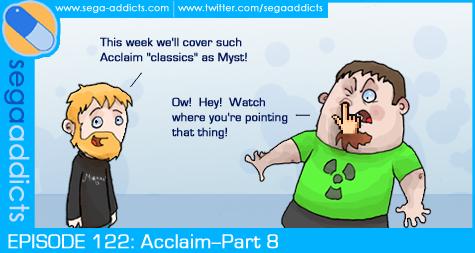 Sega Addicts Episode 122