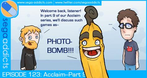 Sega Addicts Episode 123
