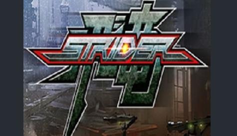 Strider Box Art 2