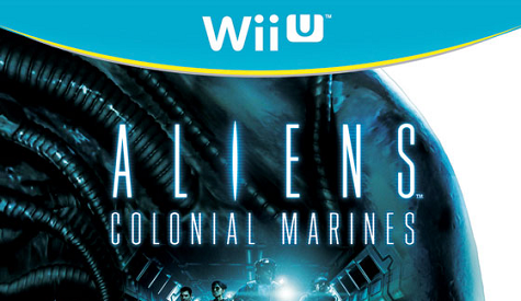 colonial marines wii