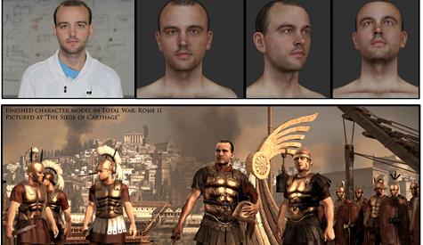 Total War Rome 2 fan james
