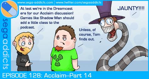 Sega Addicts Episode 128