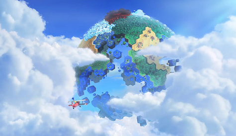 nintendo sega sonic lost world