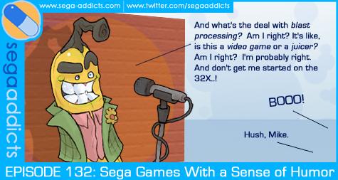 Sega Addicts Episode 132