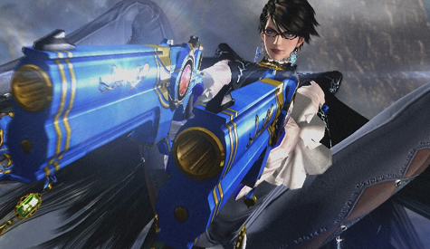 sega addicts bayonetta 2 hair
