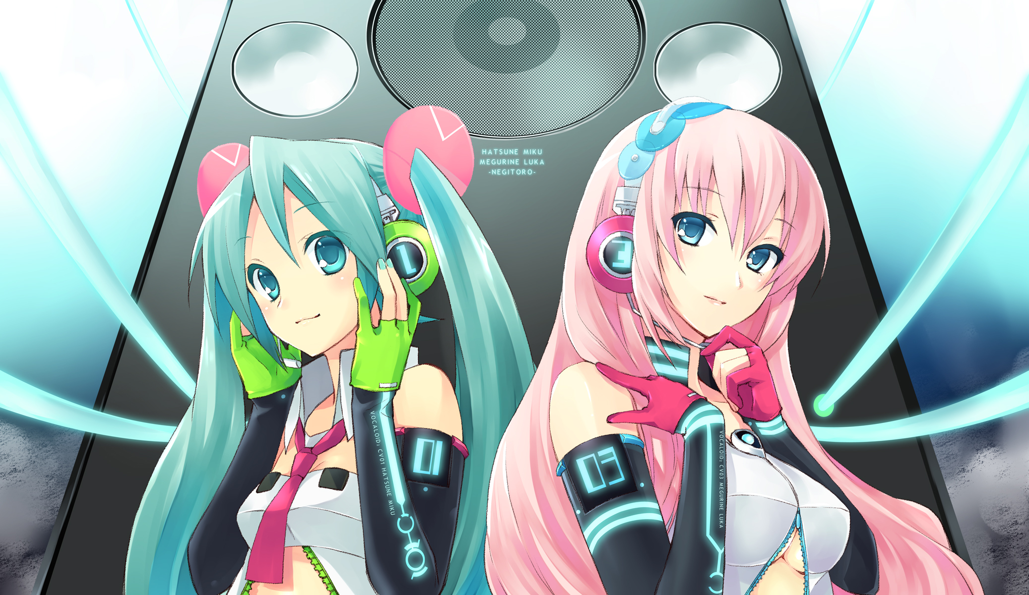 miku friends