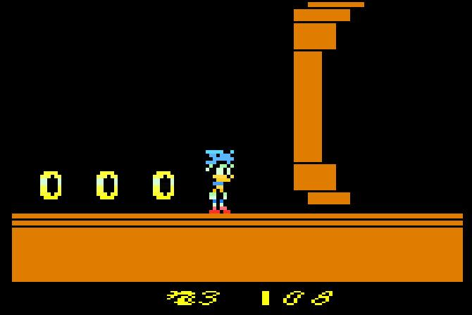Sonic the Hedgehog Atari 2600 cartridge   I just made this f…   Flickr
