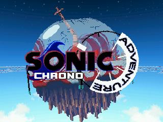 sonic chrono logo