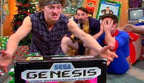 SEGA ADDICTS Sega Genesis