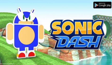 SEGA ADDICTS Sonic Dash 2