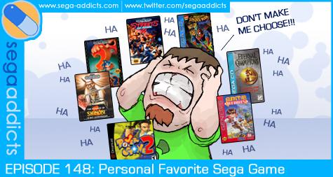 Sega Addicts Episode 148