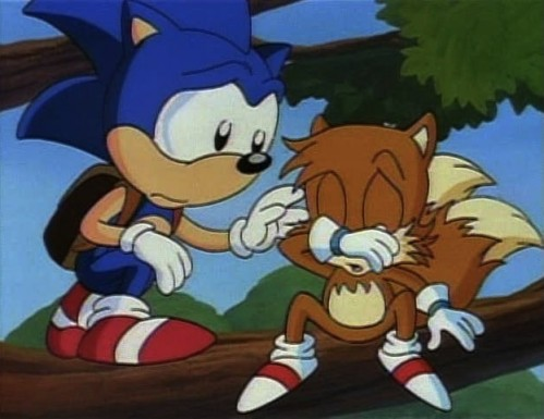 sonic cry