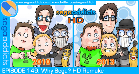 Sega Addicts Episode 149