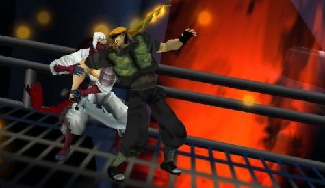 Skill Up Shinobi 3DS screenshot1