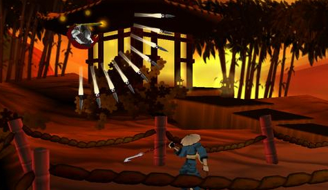 Skill Up Shinobi 3DS screenshot6