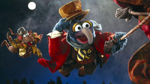 When in doubt, use stills from The Muppet Christmas Carol.