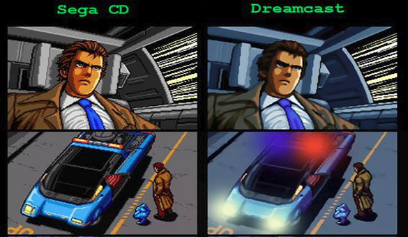 SEGA ADDICTS Snatcher Dreamcast