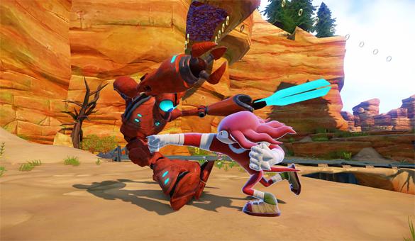 SEGA ADDICTS Sonic Boom