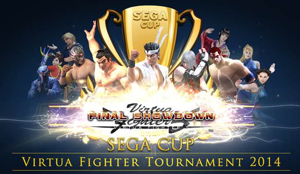 SEGA ADDICTS Virtua Fighter 5 tournament