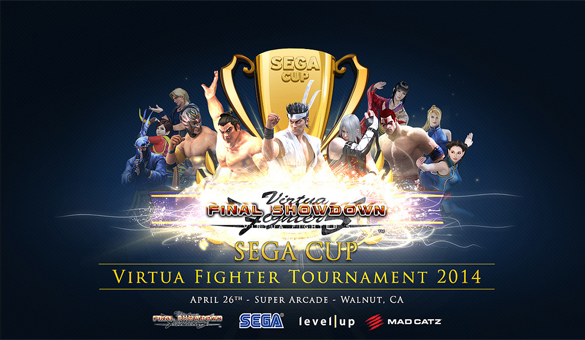 SEGA ADDICTS Virtua Fighter 5 tournament2