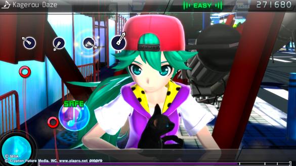 Hatsune Miku  Project DIVA F 2nd_3