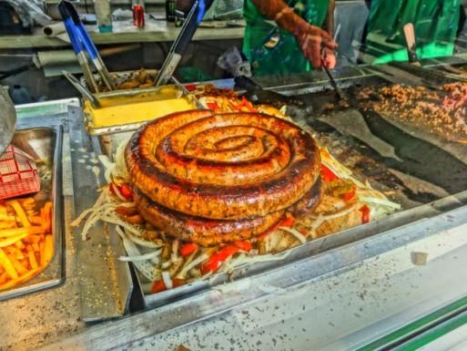 polish-sausage